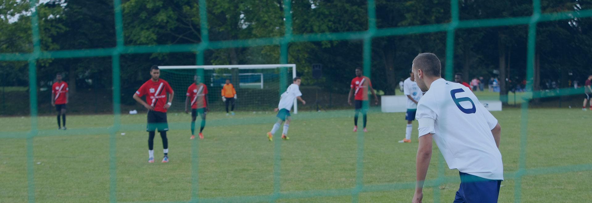 Foot Handicap Ligue du Sport Adapté Auvergne Rhône-Alpes
