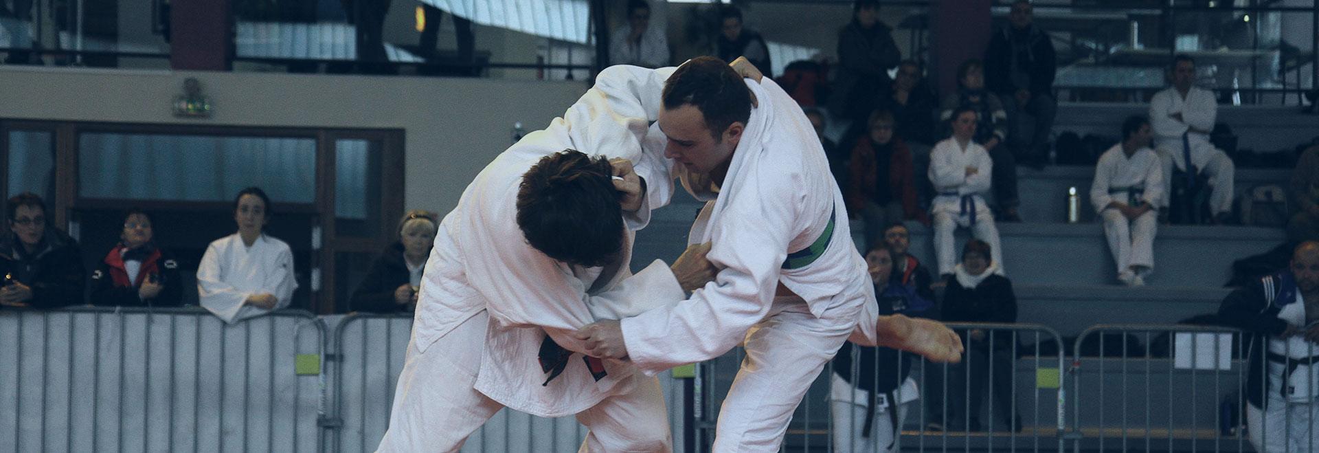 Judo Handicap Ligue du Sport Adapté Auvergne Rhône-Alpes