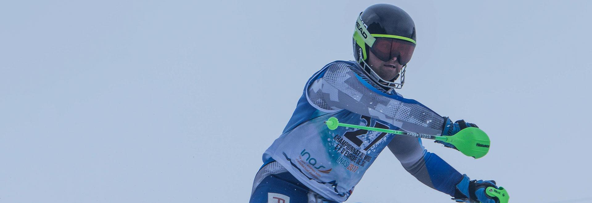 Ski Handicap Ligue du Sport Adapté Auvergne Rhône-Alpes