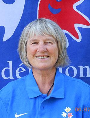 Marie Françoise Cavagna Ligue Sport Adapté