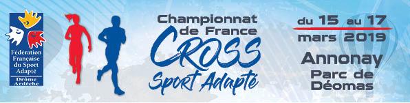 Championnat de France de Cross Sport Adapté