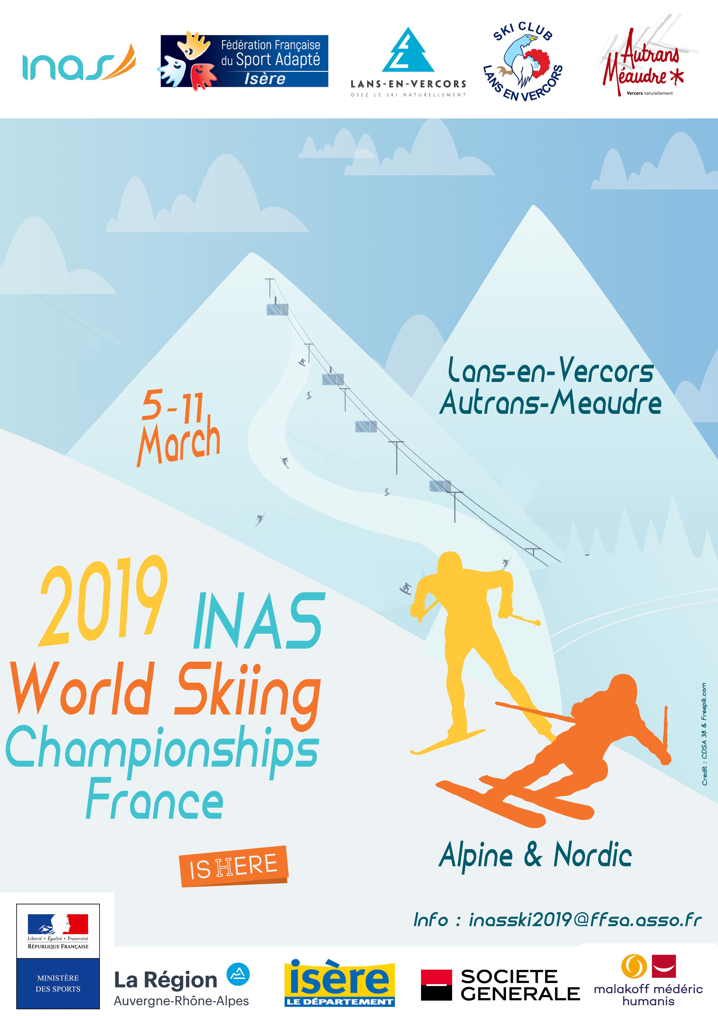 Affiche_CM de Ski_mars 2019