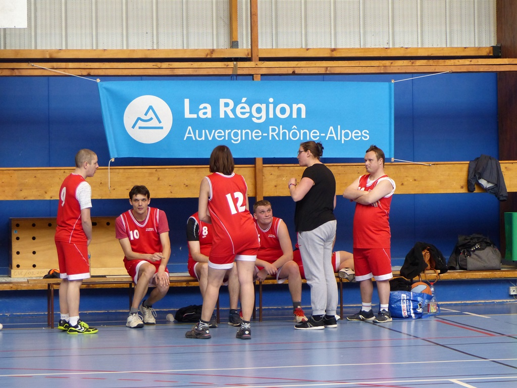 CR Basket - Vénissieux (69)