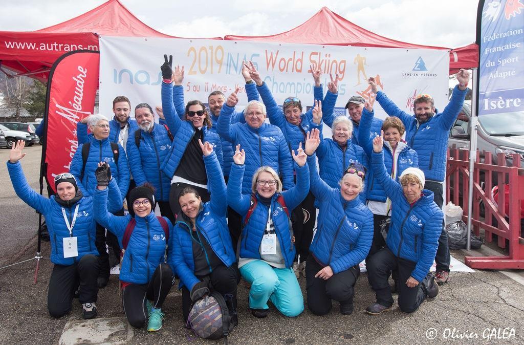 CM Ski INAS 2019