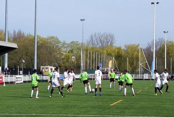 Coupe Nationale Espoirt foot à 7