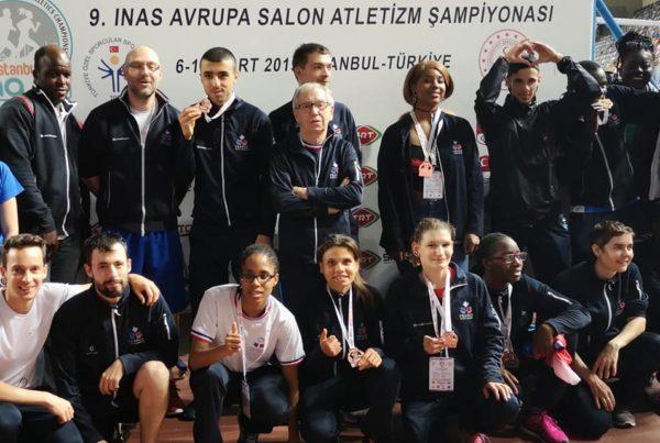 Championnat d'Europe Indoor Athlétisme