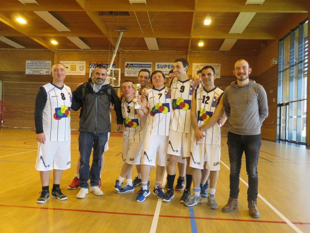 Sport Ensemble 15 basket