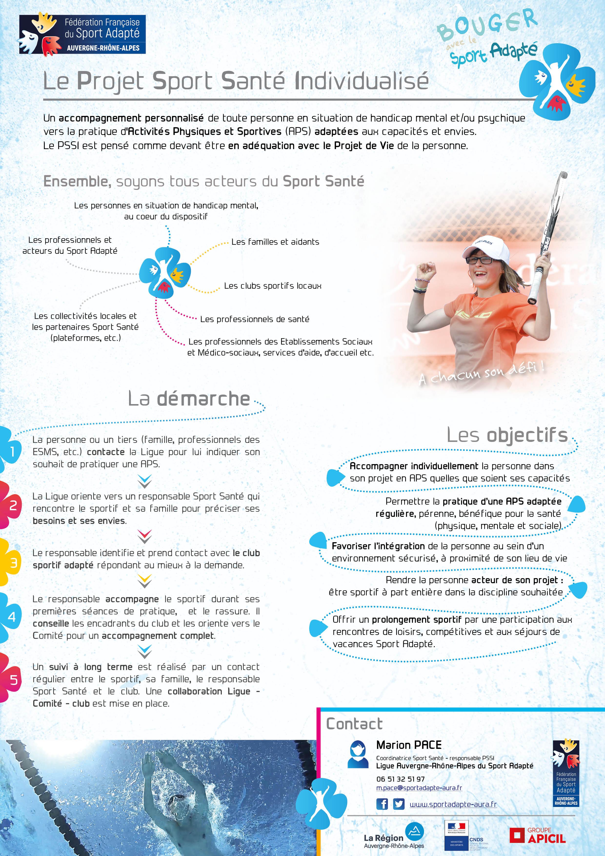 Plaquette de présentation PSSI_Ligue AuRA SA_mars 2019