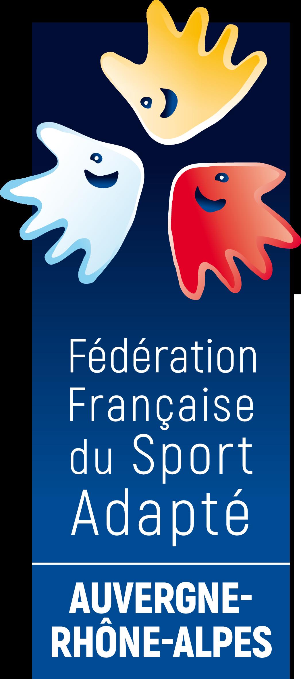 Logo_Ligue AuRA Sport Adapté