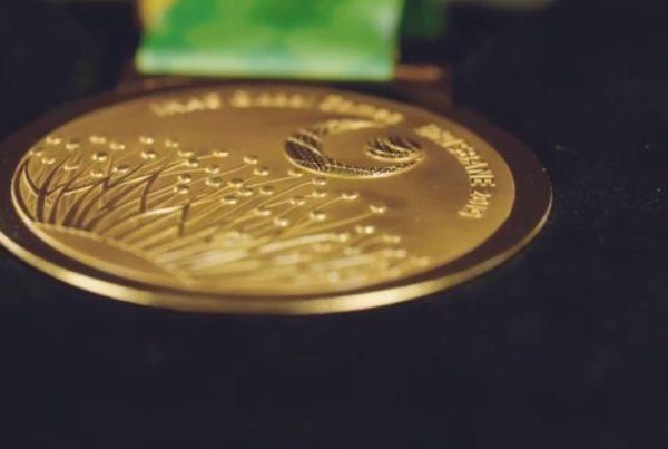 Médaille Global Games 2019