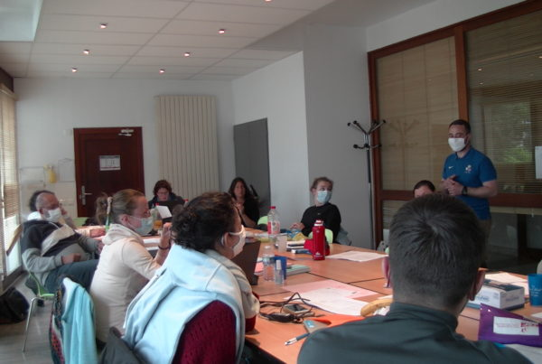 Formation CQP